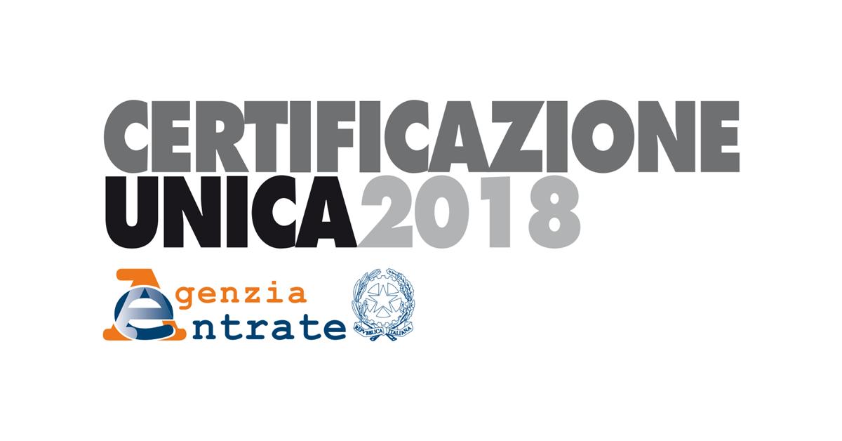C u 2018 redditi 2017 fondo fasa for Scadenza redditi 2017
